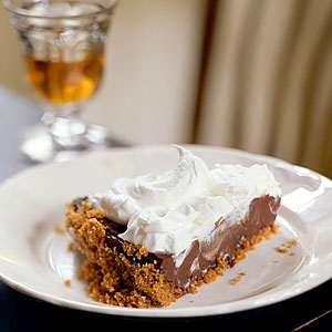 Chocolate-Cream Pie Recipe