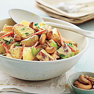Curried Potato Salad Recipe