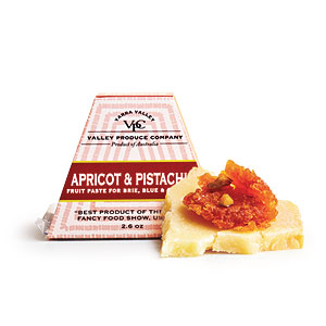 Valley Produce Company Apricot & Pistachio Paste