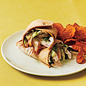 Grilled Chicken Wraps Budget Cooking Recipe