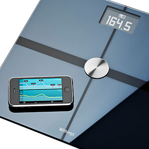 Withings' WiFi Connected Body Scale