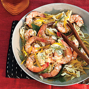 Marinated Shrimp Salad Recipe
