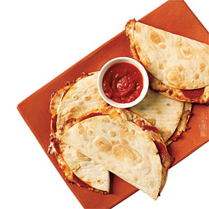 Kid-tastic Pizzadillas Budget Cooking Recipe
