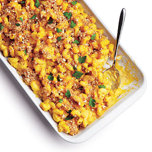 Creamy, Light Macaroni and Cheese Recipe