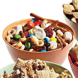 Sweet-Tooth Snack Mix