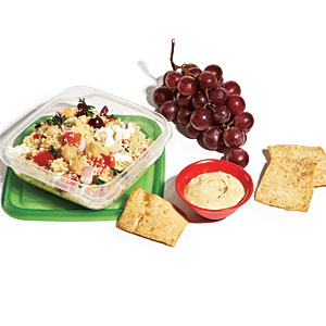 Couscous Salad Lunch Box