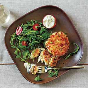 Healthy Crab Cake Recipes