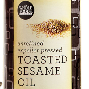 Whole Foods 365 Everyday Value Toasted Sesame Oil