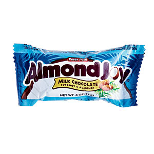 Almond Joy Snack Size