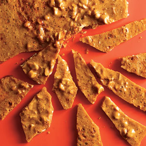 Thai Cashew Brittle Recipe