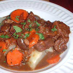 Christiane Potts's Italian Beef Stew