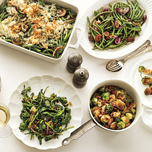 Vegetable Recipes for Thanksgiving