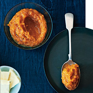 Kabocha Squash Puree Recipe