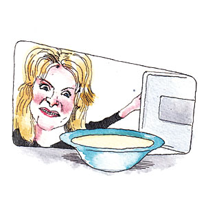 Trisha Yearwood's clunker of a pie (part 2)