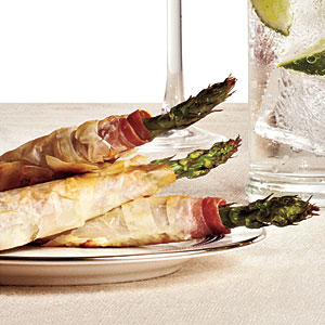 Wrapped Asparagus Calories