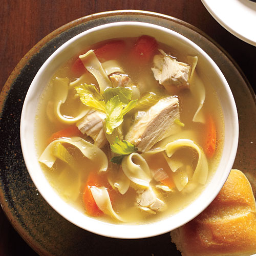 Comforting Chicken Soup Recipes