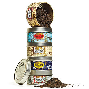 "Kusmi Tea ""Russian Blends"" Sampler Set"