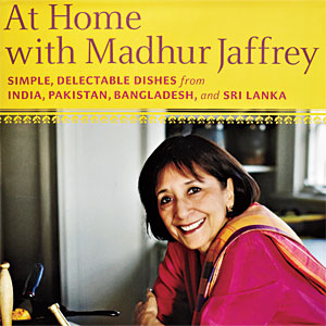At Home with Madhur Jaffrey Cookbook