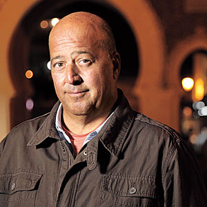 Andrew Zimmern in Morocco