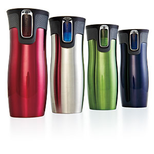 Contigo Stainless-Steel Travel Mugs