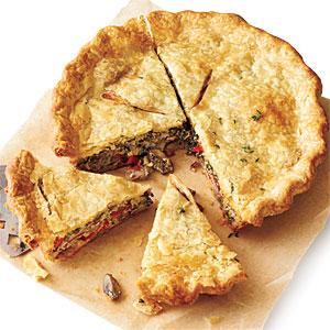 The Best Pizza Rustica