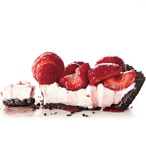 No-Bake Fresh Strawberry Pie Dessert Recipes