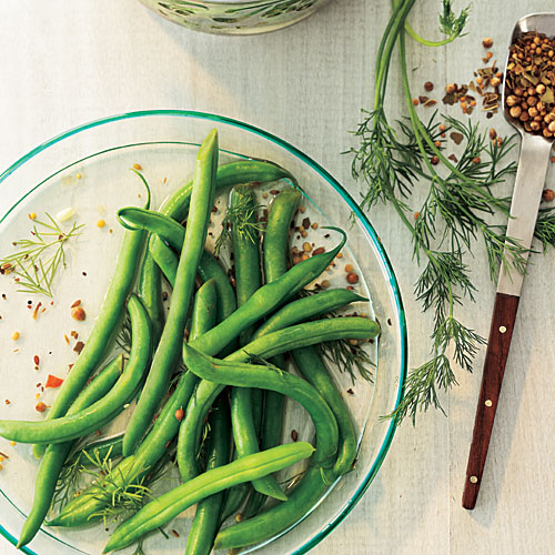 Balsamic-Glazed Green Beans and Pearl Onions - Green Bean Recipes ...