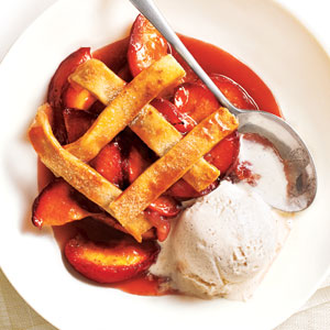Stone Fruit Cobbler Recipe