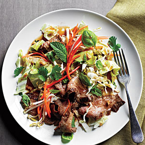 Best recipes ever steak salad