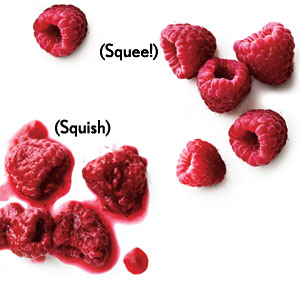 How to Avoid Mushy Thawed Berries