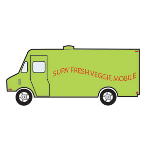 Supa' Fresh Veggie Mobile
