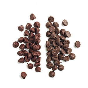Chocolate Chip Cookie Tip #3: Chocolate Duo