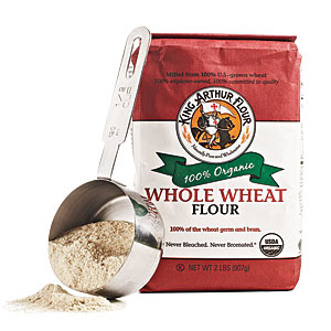 Chocolate Chip Cookie Tip #2: Whole Grains