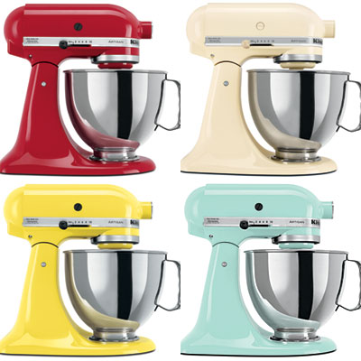 Gallery For Kitchenaid Stand Mixer Colors