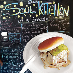 Saw's Soul Kitchen