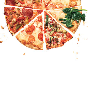 Lighten Up Pizza Night