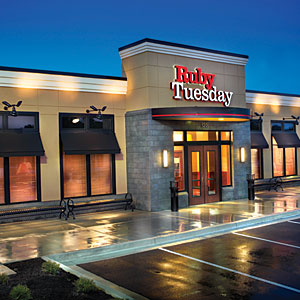 Ruby Tuesday Salad Nutrition