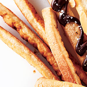 Spicy-Sweet Five-Spice Breadsticks