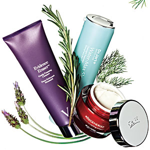 Herbal Beauty Products