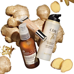 Ginger Beauty Products