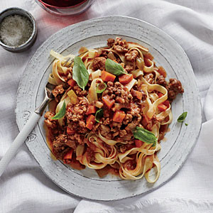 Slow-Cooked Ragù