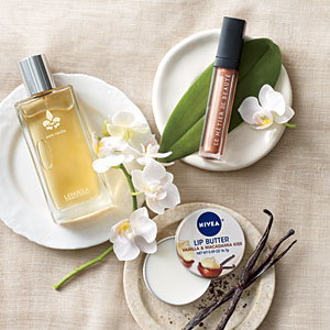 Vanilla Beauty Products