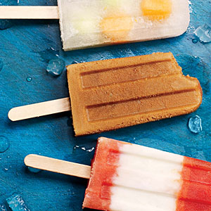 Cappuccino Ice Pops