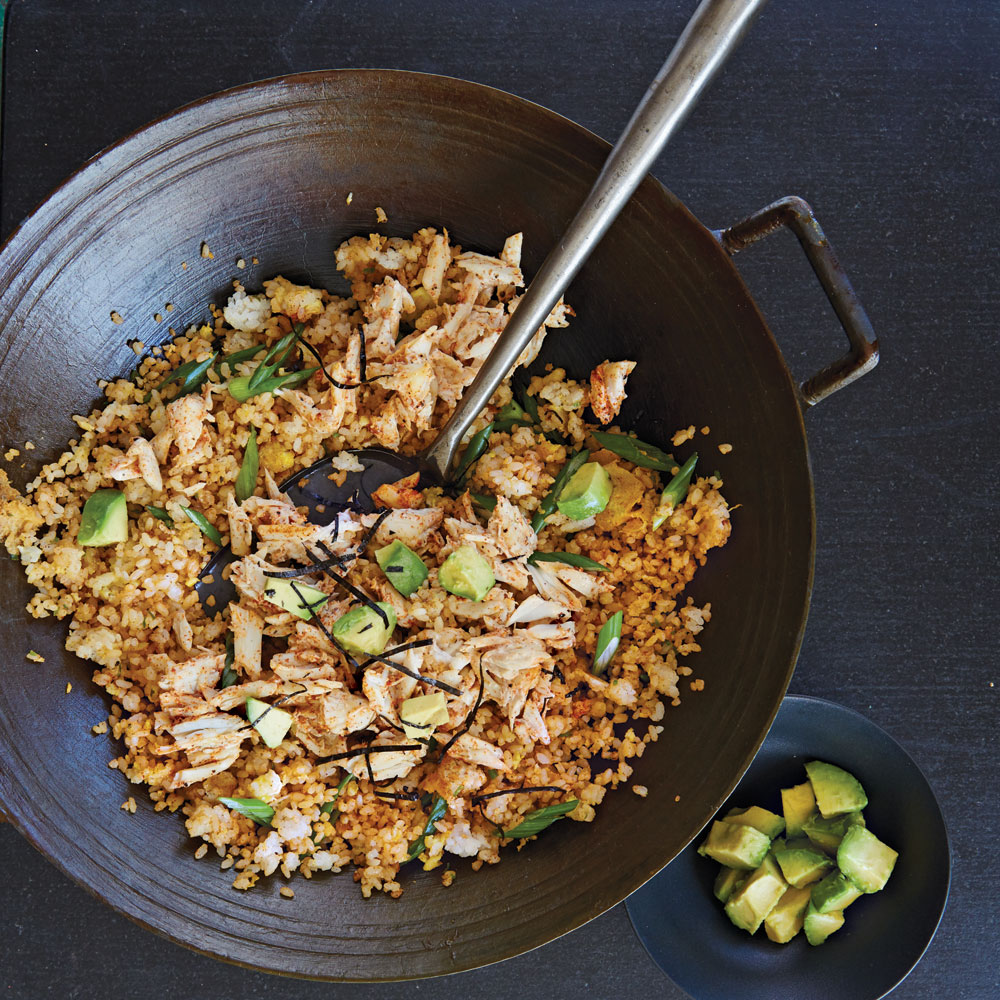 How to make fried rice cooking light ccuart Image collections