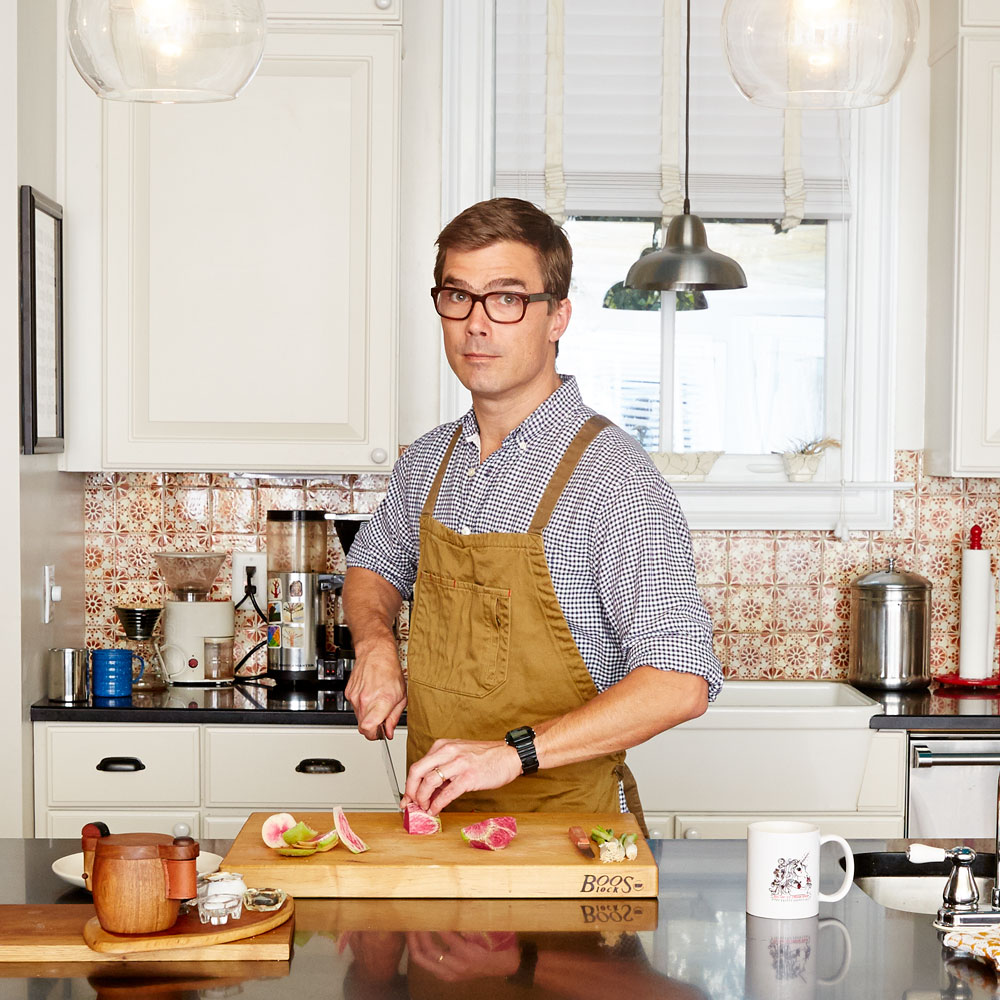Home Kitchen Cooking Step Inside Hugh Acheson's Home Kitchen  Cooking Light