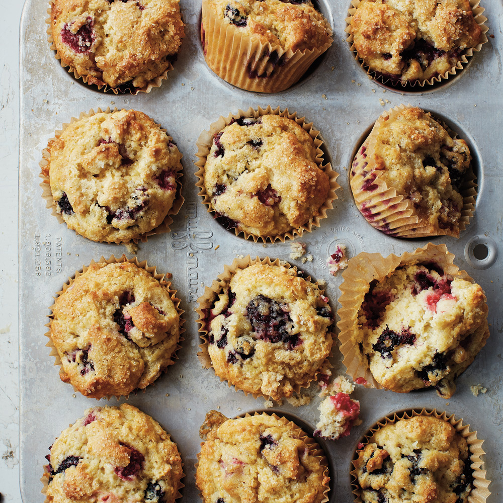 Cranberry, Orange, And Pistachio Muffins   Healthy Muffin Recipes   Cooking  Light