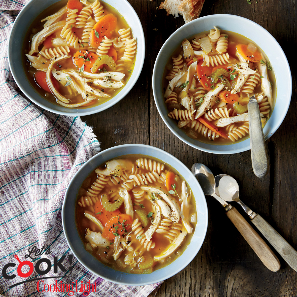 Chicken stew and other meals too what to cook when a for How to make homemade chicken noodle soup