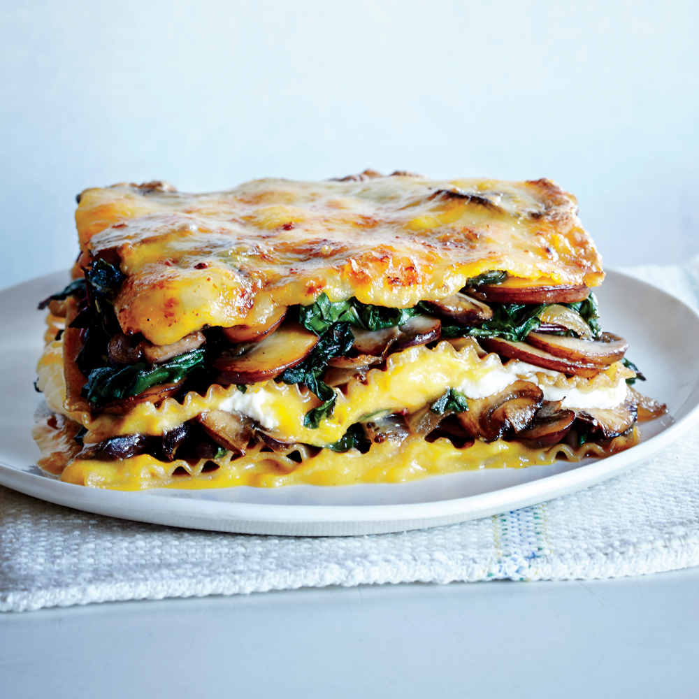 Healthy Lasagna Recipes