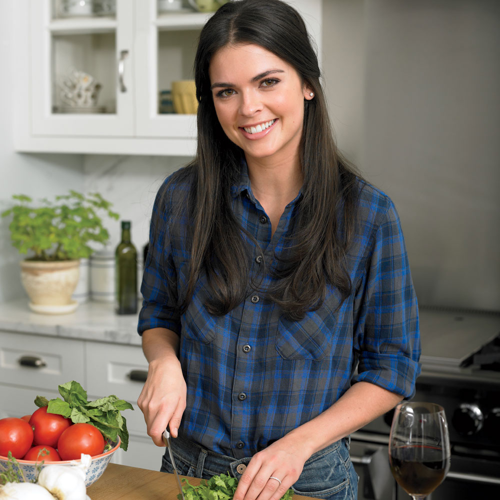 What 39 S In Your Bag Katie Lee Cooking Light