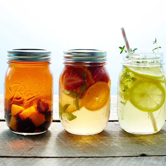 Healthy Iced Tea Recipes Cooking Light